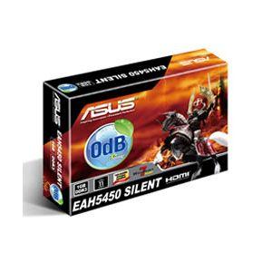 ASUS EAH5450 SILENT DI 1GB 64B 16X DDR3 LP D-SUB DVI HDMI LP
