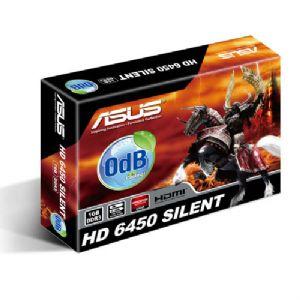ASUS EAH6450 SILENT DI 1GB 64B 16X DDR3 D-SUB HDMI DVI