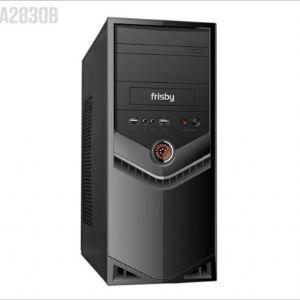 FRISBY FC-A2830B MIDI TOWER KASA SİYAH 300W