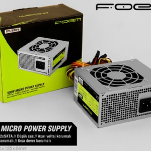 FOEM FPS-M30F8 SLIM POWER SUPLLY 300W