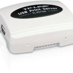 TP-LINK TL-PS110U 1 PORT USB PRINT SERVER
