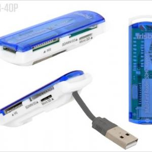 FRISBY FCR-40P ALL IN ONE USB KART OKUYUCU