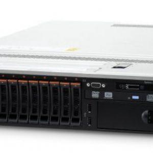 IBM SRV 7915E3G EXPRESS X3650M4 E5-2620 1x8G 2.5 SR M5110e MULTI-BURNER 550W RACK