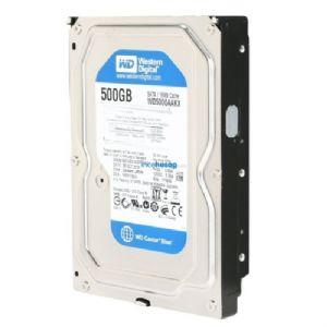500GB WD 3.5 INTELLIPOWER 64MB SATA3 WD5000AZRX GREEN