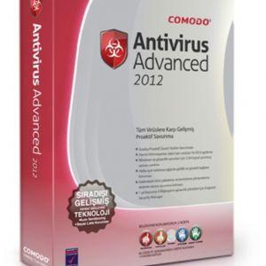 COMODO ANTIVIRUS ADVANCED 2012 3 KULLANICI