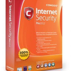 COMODO INTERNET SECURTY PRO 2012 1 KULLANICI