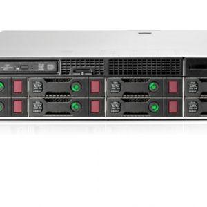 HP SRV 470065-703 DL360p GEN8 E5-2603 4GB REGISTERED 300GB SAS SFF 2.5 HOT PLUG P420i/512MB DVDRW 460W