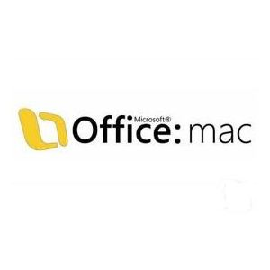 MS OFFICE 2011 MAC HOME AND BUSINESS İNGİLİZCE DVD W6F-00213