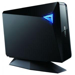ASUS 12X BW-12D1S-U USB3.0 BLURAY RW 3D HARICI SIYAH