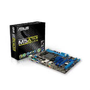 ASUS M5A78L-M LX3 760G DDR3 MATX VGA GLAN SATA2 USB2 COM ANAKART