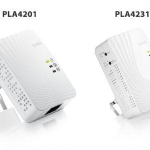 ZYXEL PLA-4231+PLA-4201 KABLOSUZ HOMEPLUG ADAPTÖR KİT 500Mbps