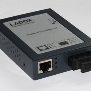 LADOX LD-3414-S30 10/100TO100BASEFX SM CONV 30KM