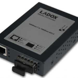 LADOX LD-3417-S10 10/100/1000TO1000B LX SM CONV,10KM